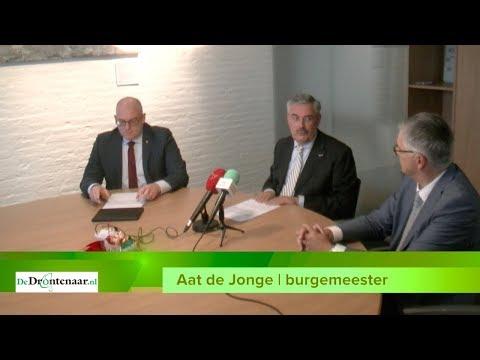 VIDEO | Wethouders VVD en Leefbaar Dronten willen karwei afmaken zonder het CDA
