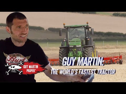 Guy Martin on why he loves the Tractor | Guy Martin Proper