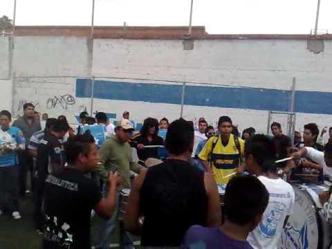 """""""CONVIVENCIA ENSAYO - LA SKINA -  MALKRIADOS"""" Barra: Malkriados • Club: Puebla Fútbol Club"""