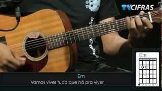Lulu Santos   Tempos Modernos   Aula De Violão   TV Cifras