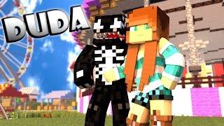 A PRIMEIRA VEZ DA MINHA NAMORADA no Minecraft xD