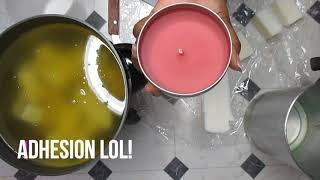 WHAT YOU NEED TO KNOW BEFORE MAKING YOUR OWN CANDLES