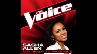 Gambar cover Sasha Allen: