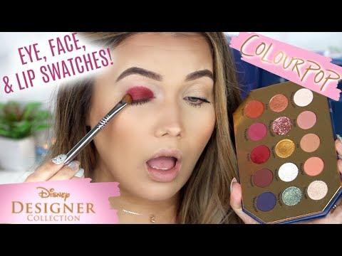 Bye Bye Birdie Eyeshadow Palette by Colourpop #8