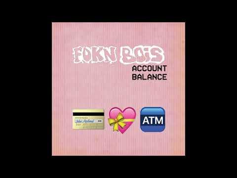 Fokn Bois Account Balance