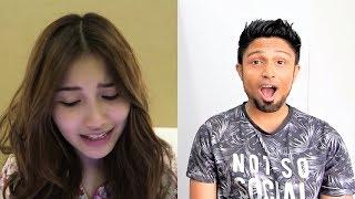 SINGING CHALLENGE: AI DIL HAI MUSHKIL REACTION