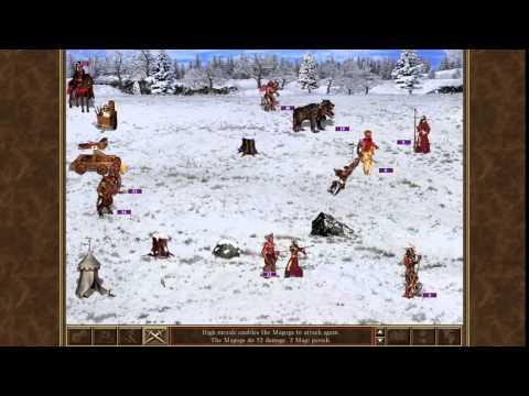 Герои меча и магии 5 племена востока скачать