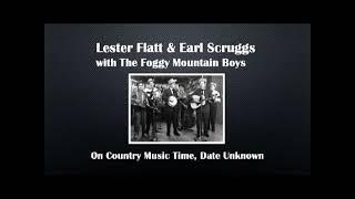 【CGUBA292】 Lester Flatt & Earl Scruggs with the Foggy Mountain Boys