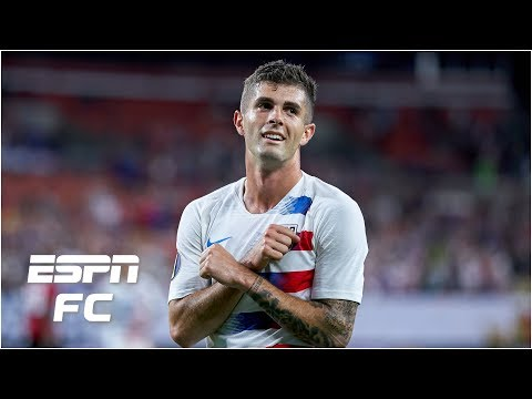 Do United States fans expect too much from Christian Pulisic? | Gold Cup