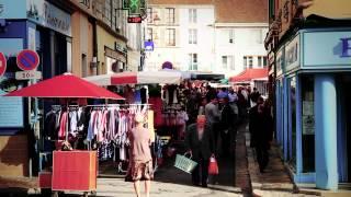 preview picture of video 'Jean-François de Caffarelli et Guy Romain en campagne à Mortagne - Législatives Orne 2012'