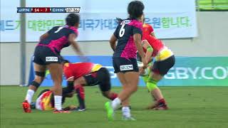 Asia Rugby Sevens Series 2017 – Sri Lanka Highlight Show