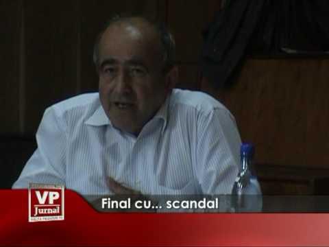 Final cu… scandal