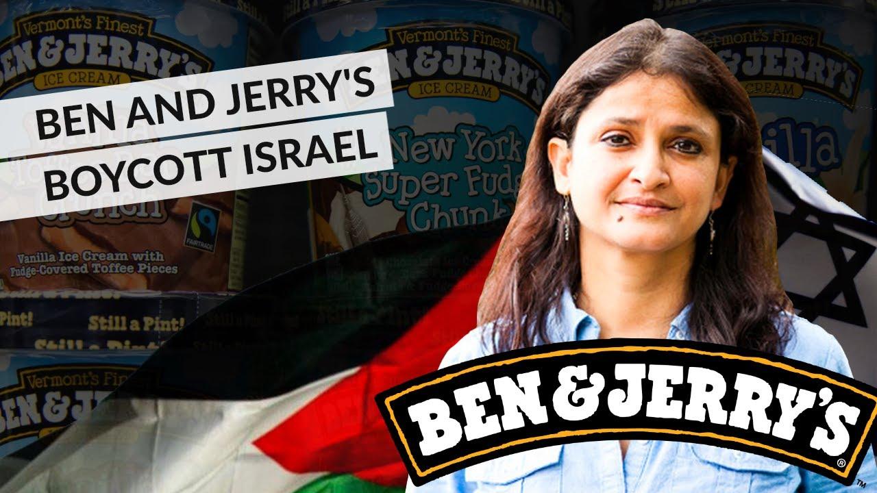 Behind the Story: Ben & Jerry's boycott Israel