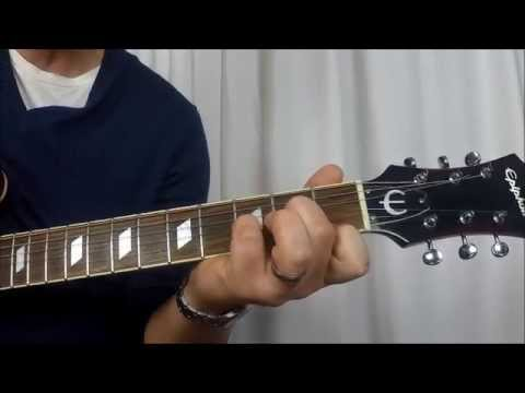 How to Play l  Dminor l Em l Fm l Gm l Open Guitar Chords