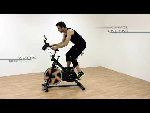 Bicicleta estática Salter Indoor Lifestyle