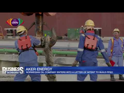Aker Energy enters into a letter of intent to blind FPSO