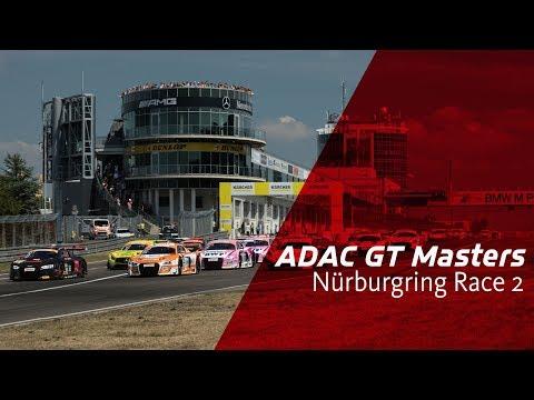 HIGHLIGHTS RACE 2   ADAC GT Masters 2018