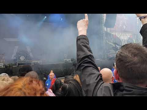 Starset - My demons 16.06.2019 live at Download Festivals