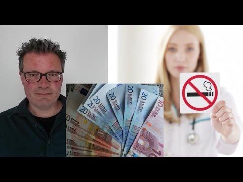 Die Kliniken wo helfen, Rauchen aufzugeben