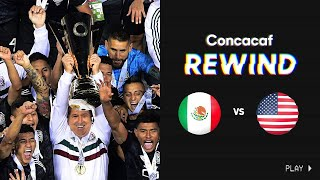 Concacaf Rewind: 2019 Gold Cup | Mexico vs United States