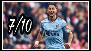 Players ratings | Southampton 2-2 Newcastle United