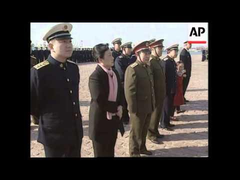 US warship pulls into China port, part of resuming military ties