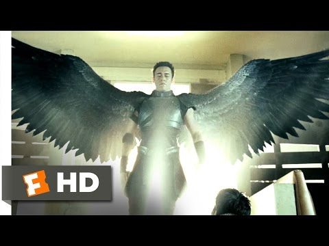 Legion (8/10) Movie CLIP - Gabriel's Arrival (2010) HD (видео)