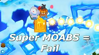 Bloons TD 6 - #Ouch early Vengeful True Sun God challenge