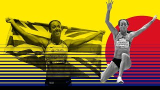 video: Watch | Katarina Johnson-Thompson: How resilience, hard work and sacrifice led her to gold