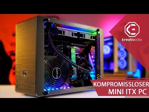 Der KOMPROMISSLOSE MINI ITX High End Gaming PC - ein kleiner Traum in RGB