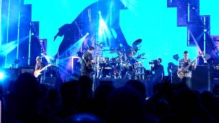 Alpine Valley - Dave Matthews Band - Time Bomb Intro / Two Step & Carter Solo - 7/7/2012