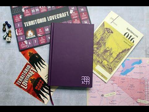 intrínsecos 16 | Território Lovecraft, de Matt Ruff