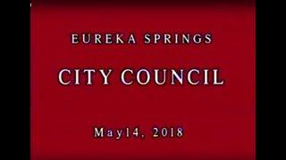 City Council 5:14:18