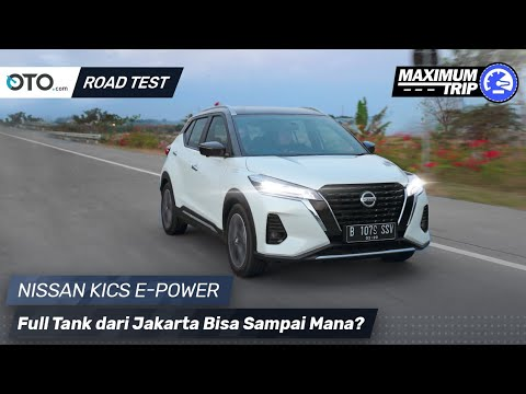 Nissan Kicks e-Power | Road Test | Menguji Efisiensi
