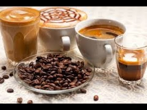 Dunyanın en iyi baristaları ve coffe art sanatı  бариста и кофе