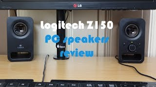 Logitech Z150 review and sound tests