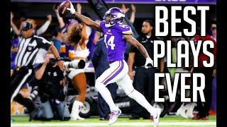 NFL Best Plays Ever || HD Part 1