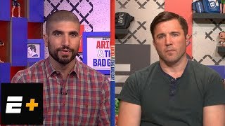 Should Georges St-Pierre fight the McGregor vs. Nurmagomedov winner? | Ariel & The Bad Guy | ESPN