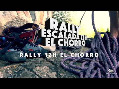 The 3rd 12 h-long Climbing Rally in El Chorro (Álora). Spanish Championship Final Trial