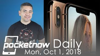 iPhone XS Max Charging Issues, LG V40 Camera Capabilities & more - Pocketnow Daily