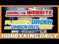 HobbyKing Website - Placing an Order