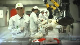 Как в России делают колбасу, Дубки 2014 г