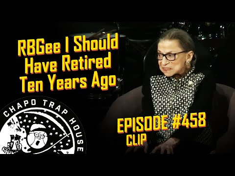 Ruth Bader Ginsburg Dead At 87 | Chapo Trap House | Episode 458 Clip