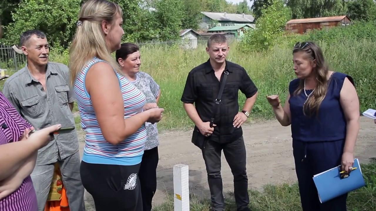 В Сыктывкаре жители Лесозавода и застройщик магазина не пришли к единому мнению