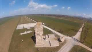 preview picture of video 'Dji Phantom Quadcopter#2 (Heidentor,Petronell-Carnuntum,Niederösterreich)'