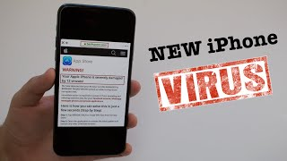 NEW iPhone Virus?? What You Need To Know!