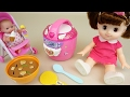 Download Video Baby Doll Rice Cooker Kitchen House Toys Play