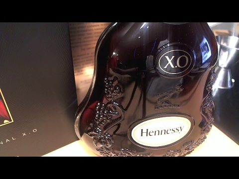 Hennessy XO Cognac Review