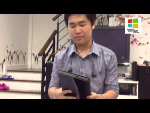 แกะกล่องด่วน Microsoft Surface Pro 128GB !!!