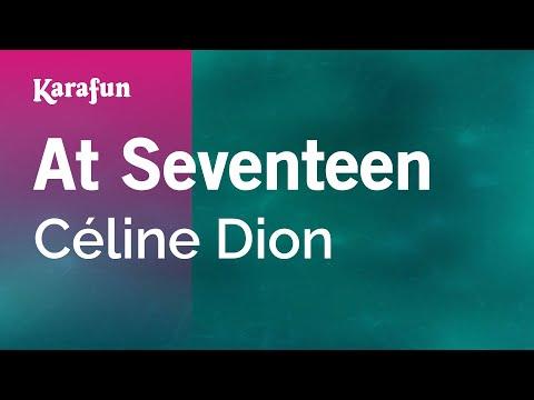 Karaoke At Seventeen - Céline Dion *